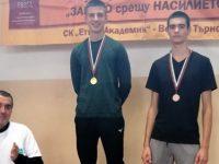 Отново златно отличие за плевенския лекоатлет Виктор Вангелов