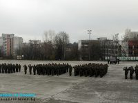 Военно формирование 22 160 чества 72 години от създаването си /фотогалерия/