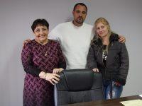 Управителят на Панорама мол Плевен с дарение за сираци