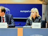 Комисар Рейндерс към Елена Йончева: Борбата срещу корупцията става сред основните приоритети на Европейския съюз
