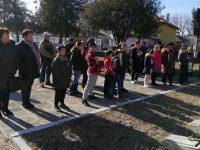 В село Асеновци отбелязаха 76 години от убийството на местните ятаци