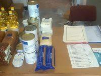 От днес БЧК започва раздаването на храни за уязвими граждани в пункта в Плевен