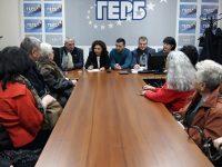 Плевенчани поискаха повече пари за ремонт на улици в приемния ден на общинските съветници от ГЕРБ