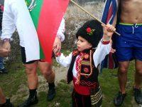 4-годишният Калоян бе най-малкият участник в ритуала за Богоявление край Плевен