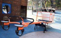 Люлка за деца със специални нужди ще бъде монтирана днес в Градската градина на Плевен