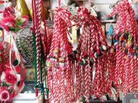 Заявления за продажба на мартеници в Плевен ще се подават от 15 януари