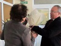 Зам.-областният управител д-р Красимир Трифонов уважи празника на Математическата гимназия