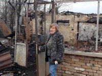 Зов за помощ! Изгоря къщата на 68-годишна жена в Горна Митрополия