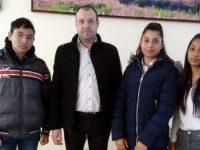 Ученици от ПГМХТ- Плевен гостуваха на свои връстници в Езикова гимназия
