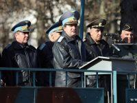 Бригаден генерал Юлиян Радойски встъпи в длъжност началник на ВВВУ в Долна Митрополия