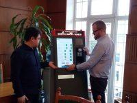 Демонстрираха електронната система за таксуване в градския транспорт на Плевен /снимки и видео/