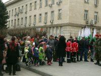 Плевенчани сведоха глави пред величието на Левски /фотогалерия/