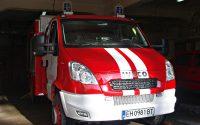Бързата реакция на пожарникарите спаси ниви с царевица и слънчоглед в Плевенско
