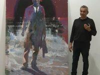 Община Плевен и Артцентър Плевен представят днес художника Веселин Начев