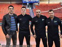 БАМФ – Плевен успешно завърши първия си международен турнир