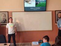 """Млади предприемачи се срещнаха с четвъртокласници на НУ """"Христо Ботев"""" – Плевен"""