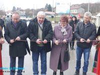 Откриха обекта по проекта за Водния цикъл в село Буковлък