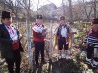 Трифон Зарезан в село Долни Вит
