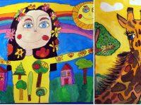 """Деца от артшкола """"Колорит"""" с най-високите отличия от конкурса """"Наследници на Дечко Узунов"""""""
