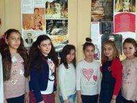 """Третокласници от СУ """"Анастасия Димитрова"""" – Плевен почетоха паметта на Апостола на свободата"""