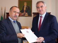 Почетният консул на Йордания ще представи днес възможностите за сътрудничество с плевенския бизнес