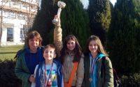 """Медали донесоха състезателите на СКШ """"Плевен XXI"""" от юбилеен турнир в Казанлък"""