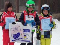 """Ученици от НУ """"Христо Ботев"""" – Плевен се класираха на челни позиции в ски надпревара"""