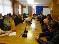 Кметът на Община Левски – Любка Александрова свика днес извънредна, разширена среща на щаба за извънредни ситуации