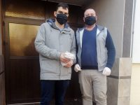 От Младежи ГЕРБ – Плевен дариха маски за многократна употреба