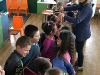 Сирни Заговезни отпразнуваха малчуганите в детската градина на село Малчика