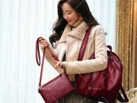 Защо дамските раници са страхотна алтернатива на дамските чанти