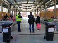 Въвежда се пропусквателен режим на пазара в Червен бряг