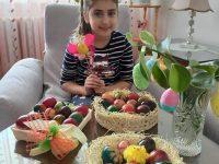 """Учениците от НУ """"Патриарх Евтимий"""" – Плевен вече са готови за Великден /снимки/"""
