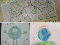 """Онлайн конкурс, посветен на Деня на Земята, организира ОбУ """"Никола Йонков Вапцаров"""" – с. Вълчитрън"""