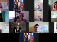 """С различни онлайн инициативи от ОУ """"Йордан Йовков"""" – Плевен честваха 24 май"""