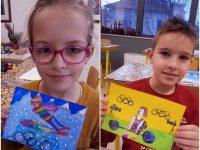 """Седем деца от Aртшкола """"Колорит"""" – Плевен са финалисти на международен конкурс за рисунка в САЩ"""