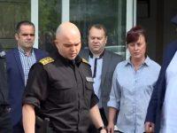 Претърсвания и задържани при спецоперация в село Ореховица