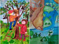 """Приключи предизвикателството """"Моят разказ за гората"""", отправено от ПП """"Персина"""""""
