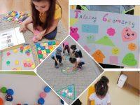 """Детска градина """"Калина"""" работи по международен проект  """"Говореща геометрия"""""""