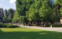Пейка във формата на отворена книга ще бъде монтирана в Градската градина на Плевен