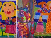"""Четири деца от Артшкола """"Колорит"""" с най-високите отличия на международен конкурс в Словения"""