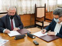 МУ – Плевен сключи споразумение за сътрудничество с Института по електроника на БАН