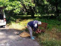 Започна кампания за облагородяване и почистване на Градския парк в Левски