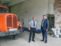 Областният управител се ангажира да съдейства за създаването на втора противопожарна служба в Плевен