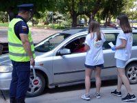 """В Пордим отбелязаха Деня за безопасност на движението по пътищата под надслов """"Животът е само един!"""""""