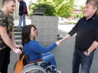 """Читалище """"Съгласие 1869"""" вече е с рампа за достъп на хора със специфични потребности"""