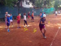 В Плевен се проведе подготвителен лагер за тенисисти от 12 до 18 години