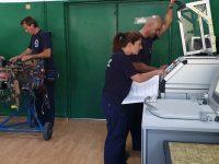 ВВУБ – Долна Митрополия вече разполага с лаборатория за обслужване на катапултираните седалки