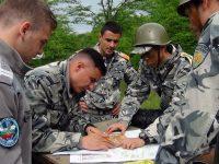 """Оцеляването – част от практическата подготовка на курсантитеот ВВВУ """"Георги Бенковски"""""""