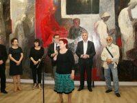 В Плевен бе открита изложба в памет на академик Светлин Русев